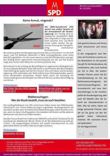Newsletter Stephan K Hn