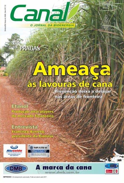 gg aa bbrr iieellaa bbuu ttcchh eerr - Canal : O jornal da bioenergia