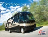 Commander 2008 - Triple E Recreational Vehicles