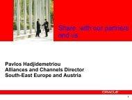 Oracle GRC Market Overview - HrOUG