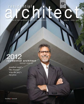 Residential Architect March/April 2012 - American Business Media
