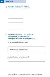 Gehirnjogging Französisch | ISBN 978-3-19-107931-4 | © Hueber ...