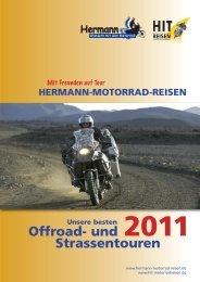 NEU - Hermann-Motorrad-Reisen