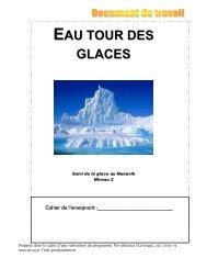 Glace niveau 2-ENSEIGNANT - Université du Québec