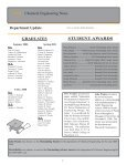 CHEMICAL ENGINEERING NEWS - College of Engineering - The ... - Page 4