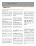 CHEMICAL ENGINEERING NEWS - College of Engineering - The ... - Page 6
