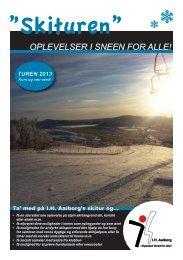 """Skituren"""" - Idrætsforeningen for handicappede i Aalborg"""