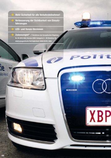 → mehr sicherheit für alle verkehrsteilnehmer ... - Rauwers GmbH