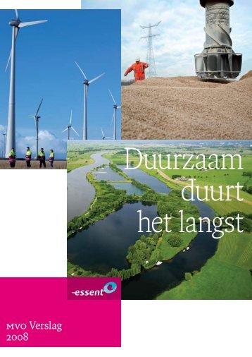 mvo Verslag 2008 - RWE.com