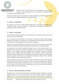 Terms and Conditions: Genopole® Competition for Biotechnology ... - Page 5