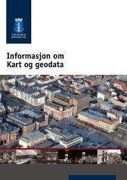 Informasjonsfolder - Drammen kommune