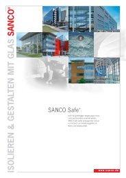 SANCO SAFE RZ 01_08 - von Glas Porschen GmbH