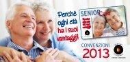 Senior Card - Comune di Bergamo