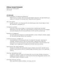 Arbetsbeskrivning - Upplandsstiftelsen