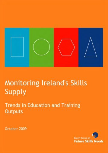 Monitoring Ireland's Skills Supply - Fás
