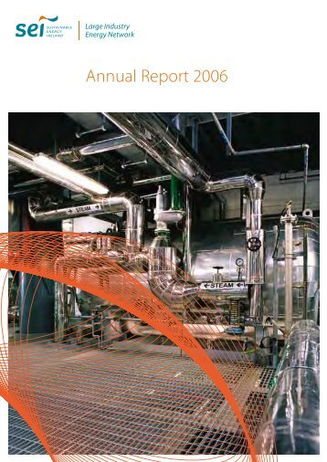 LIEN Annual Report 2006 - the Sustainable Energy Authority of Ireland
