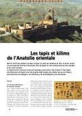 Les tapis et kilims de l'Anatolie orientale - König Tapis - Page 6