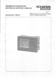 Domotronic OEX-3 - De Dietrich