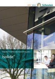 Download hier Brochure Isolide - Glasproject Noord
