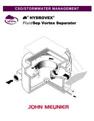 HYDROVEX® FluidSep Vortex Separator - Veolia Water Solutions ...