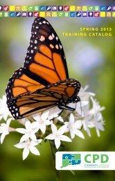 spring 2013 training catalog - Connecticut Association of Nonprofits