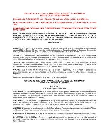 VERSIÓN FINAL - Congreso del Estado de Tabasco