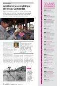 Vivre debout – n° 58 - Handicap International - Page 2