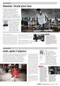 Vivre debout – n° 58 - Handicap International - Page 3