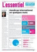 Vivre debout – n° 58 - Handicap International - Page 5