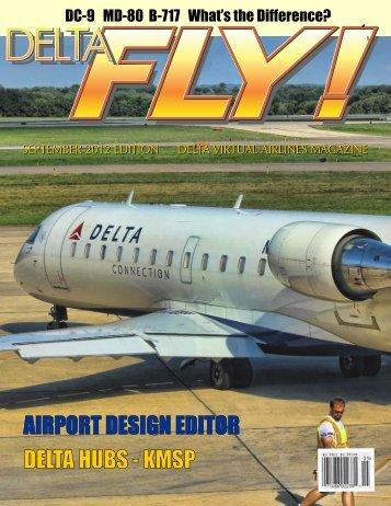 September 2012 - Delta Virtual Airlines