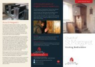 StMargaret - The Churches Conservation Trust