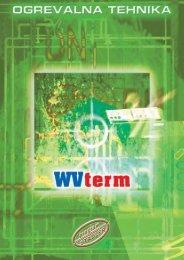 katalog WV TERM - Ika