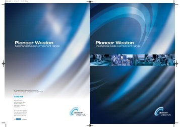 Pioneer Weston Pioneer Weston