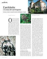 Di Fabrizio Ottaviani: L'architetto e la tana del sarchiapone - Ardia.ch