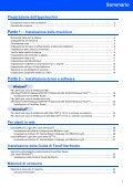 Installazione driver e software - Brother - Page 3