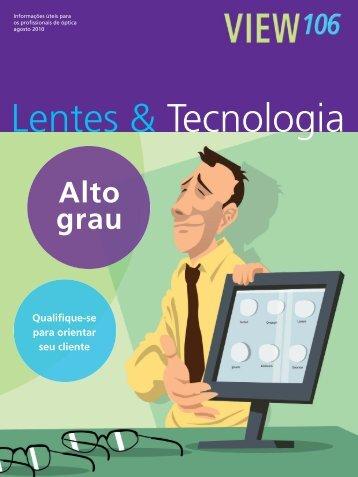 Lentes & Tecnologia - Revista View