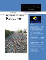 What is Girls on the Run? - Kalamazoo Area Runners