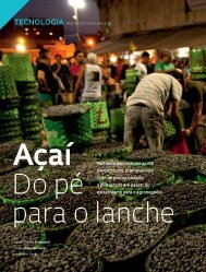 Açaí - Revista Pesquisa FAPESP