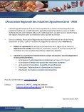 Premiers pas à l'export de PME agroalimentaires - Ania-Export - Page 2