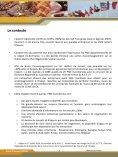 Premiers pas à l'export de PME agroalimentaires - Ania-Export - Page 7