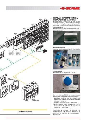 Sistema ADVANCE 2 - Scame Parre S.p.A.