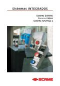 Sistema ADVANCE 2 - Scame Parre S.p.A. - Page 3
