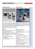 Sistema ADVANCE 2 - Scame Parre S.p.A. - Page 6