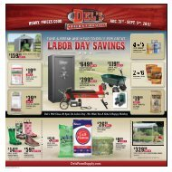 2FOR - Del's - Feed And Farm Supply