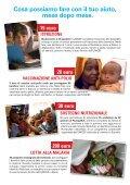 sostegno nutrizionale - Amico dell'UNICEF - Page 2