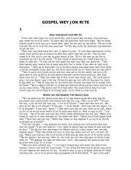 Pidgin Bible - GospelGo