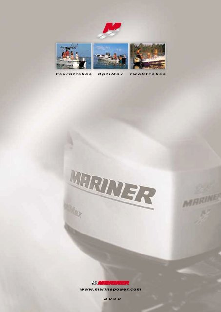 Mariner - mercurymarine.dk