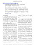 Falling jets of particles in viscous fluids - iusti - Page 2