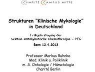 M. Ruhnke, Berlin - PEG-Symposien
