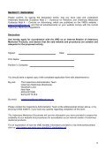 Application Form - Veterinary Medicines Directorate - Defra - Page 6